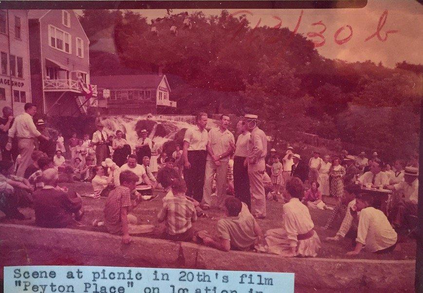 Peyton Place 1953 Camera Negatives, J.Mitchell (24) - 7