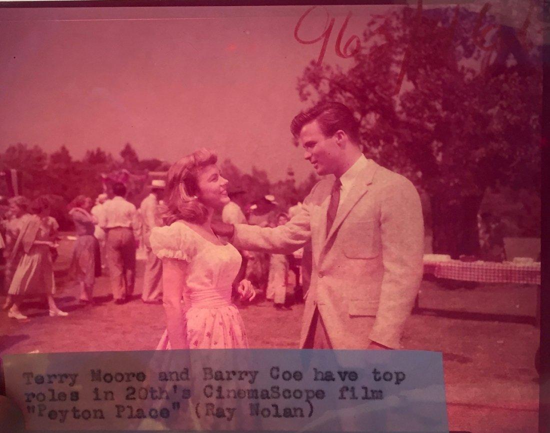 Peyton Place 1953 Camera Negatives, J.Mitchell (24) - 9