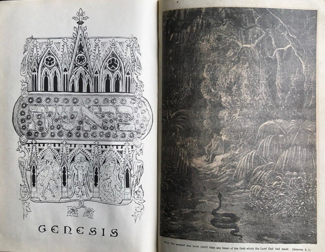 Siddur Avodat Israel & The Illustrated Jerusalem Bible - 5