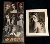 I AM AFRICAN Photograph and Poster Michael Thompson