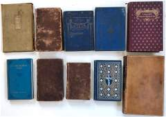 Antiquarian Books Koran Military History etc 1800s