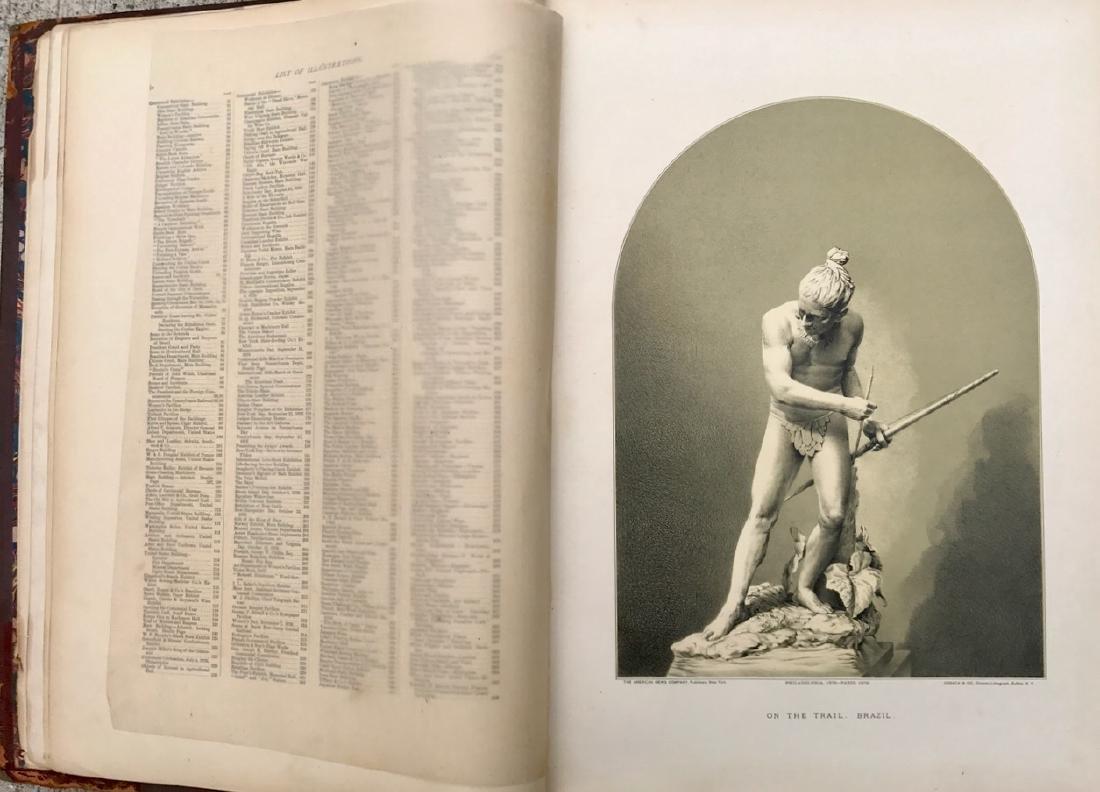 Historic Register Of The Centennial Exhibition, Norton - 4