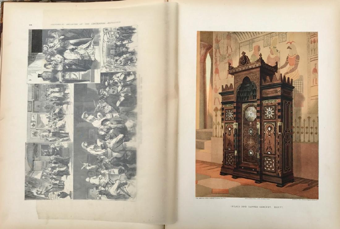 Historic Register Of The Centennial Exhibition, Norton - 5