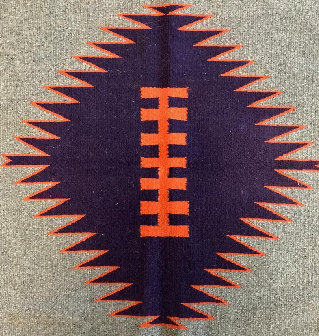 Early Navajo Indian Rug / Weaving - 2