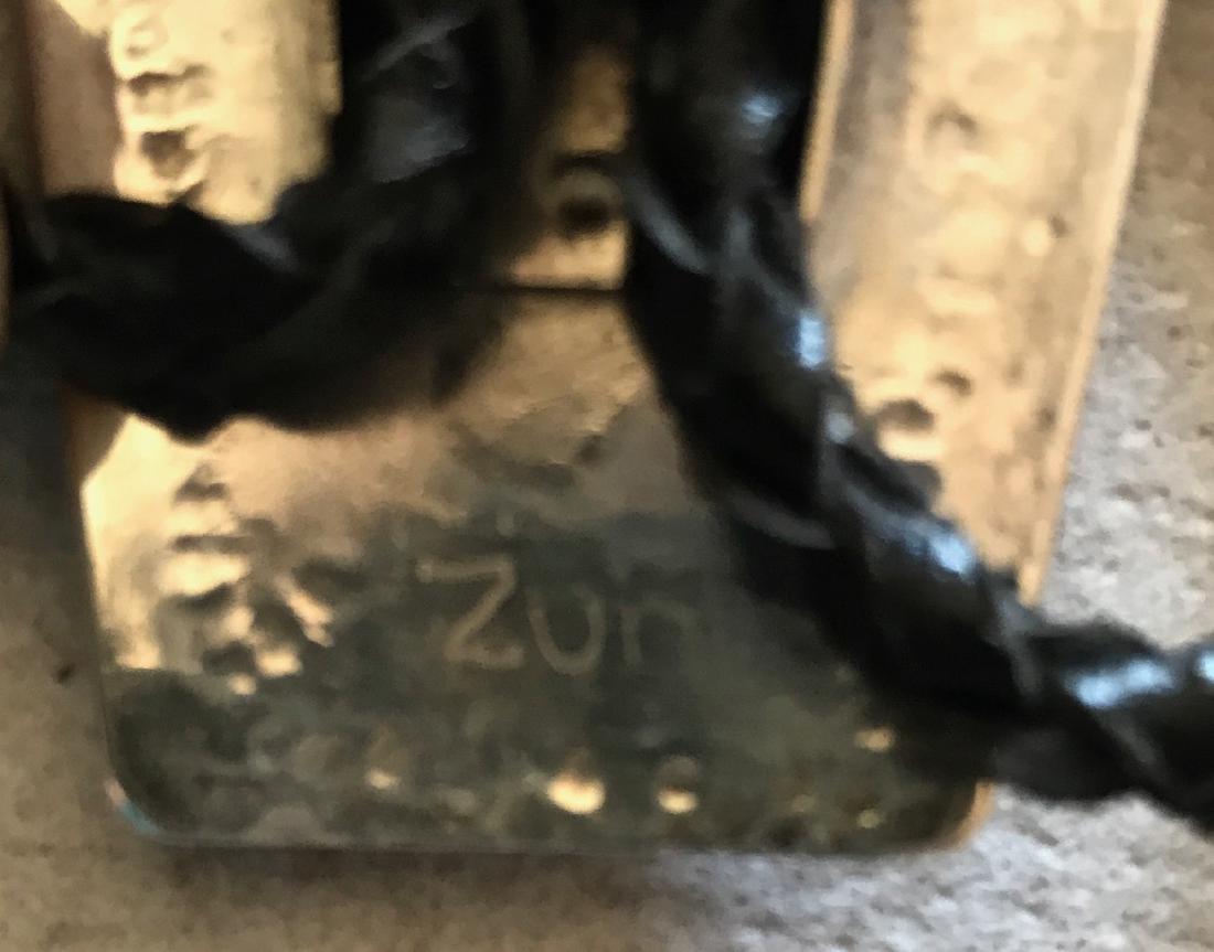 Zuni Horse Head Bolo, Isabella Simplico - 4