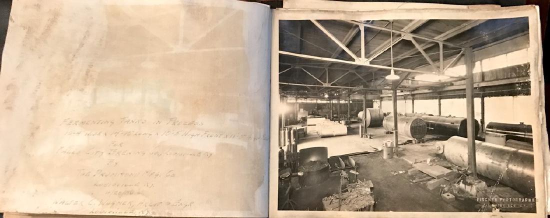 Photograph Album of American Industrial Complex, 1920's - 2