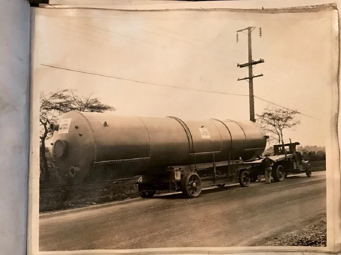 Photograph Album of American Industrial Complex, 1920's - 3
