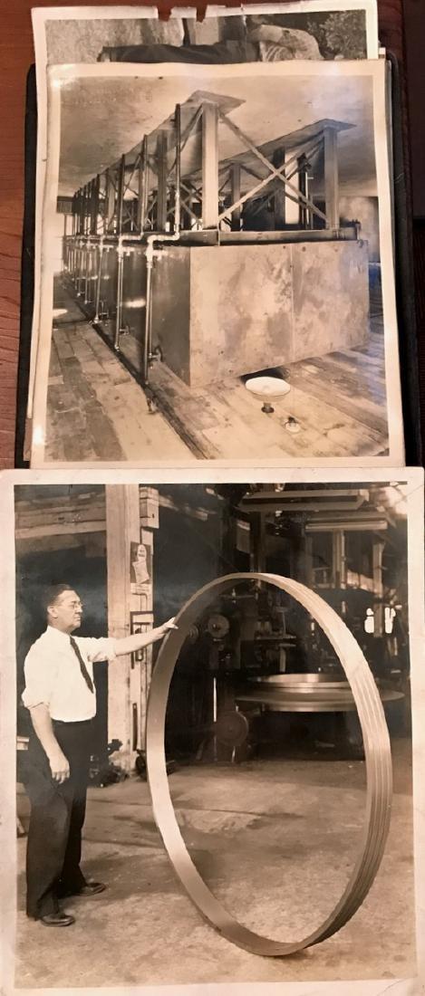 Photograph Album of American Industrial Complex, 1920's - 4