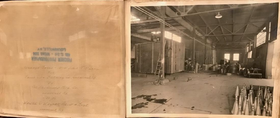 Photograph Album of American Industrial Complex, 1920's - 7