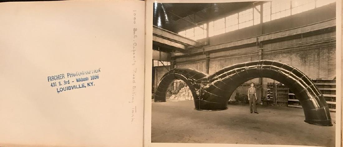Photograph Album of American Industrial Complex, 1920's - 8
