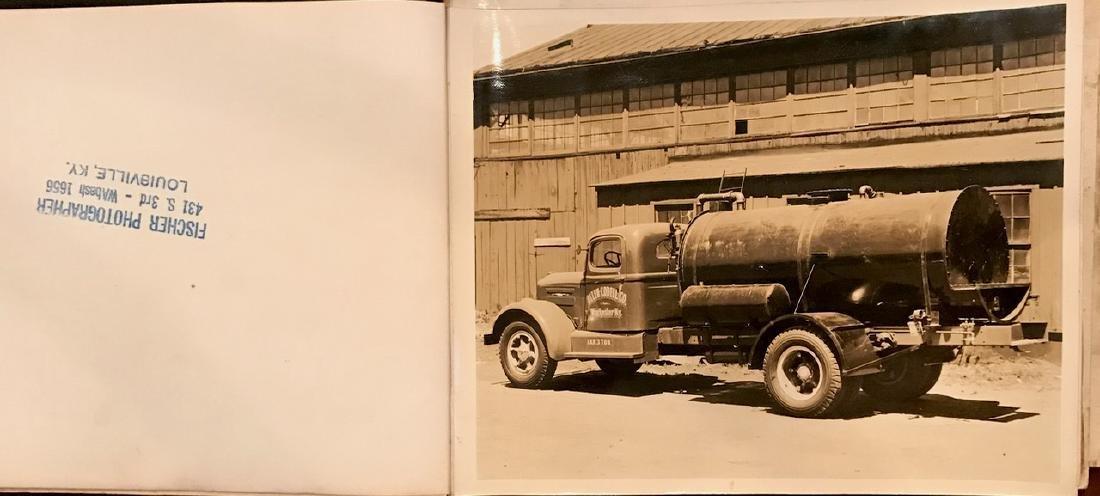 Photograph Album of American Industrial Complex, 1920's - 9