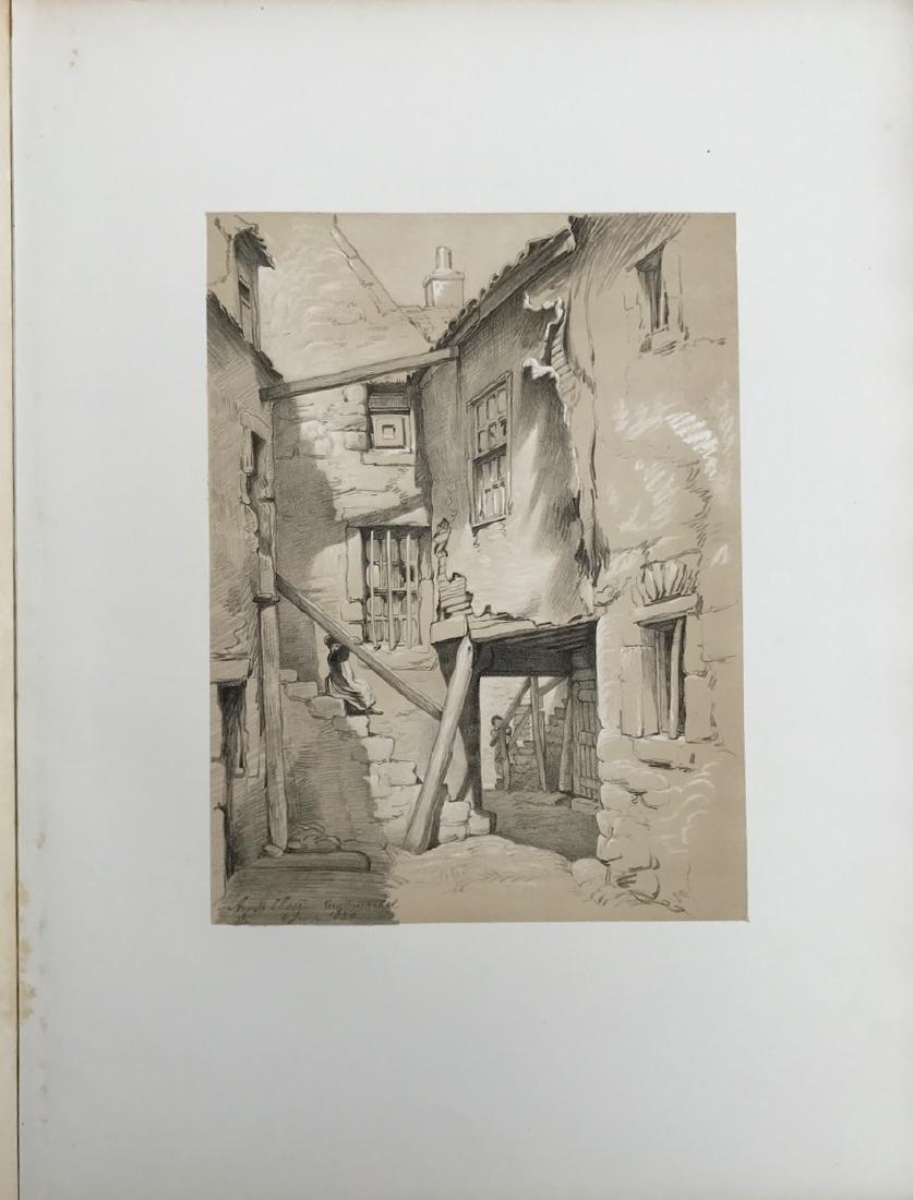 Antiquarian Book, Old Edinburgh James Drummond, 1879 - 8