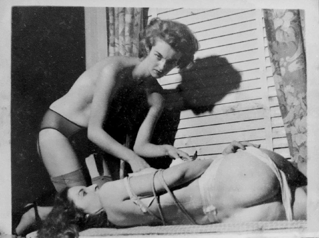 Collection of Early Female Erotic Photographs (18) - 2