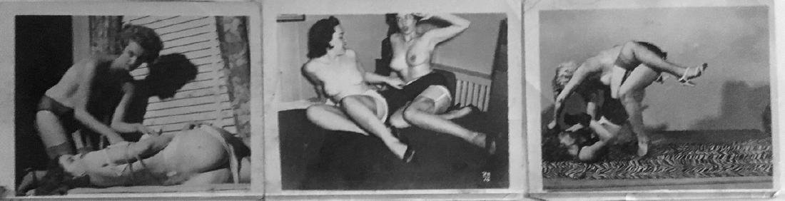 Collection of Early Female Erotic Photographs (18) - 4