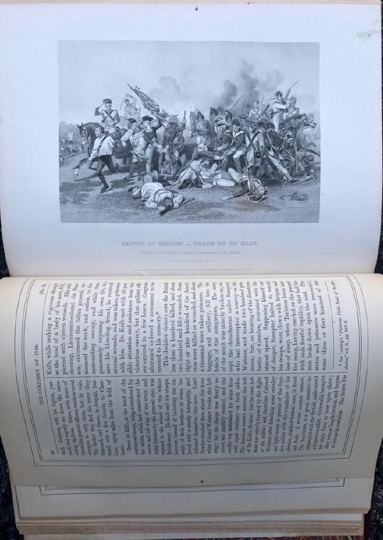 (10) Antiquarian Books, J.Spencer 1858, Schouler 1899 - 9