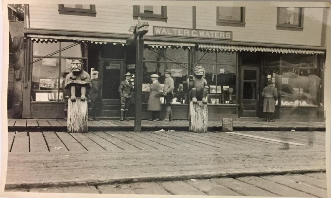 Alaskan Photograph Album Pelton Brothers, 1900's (200+) - 2