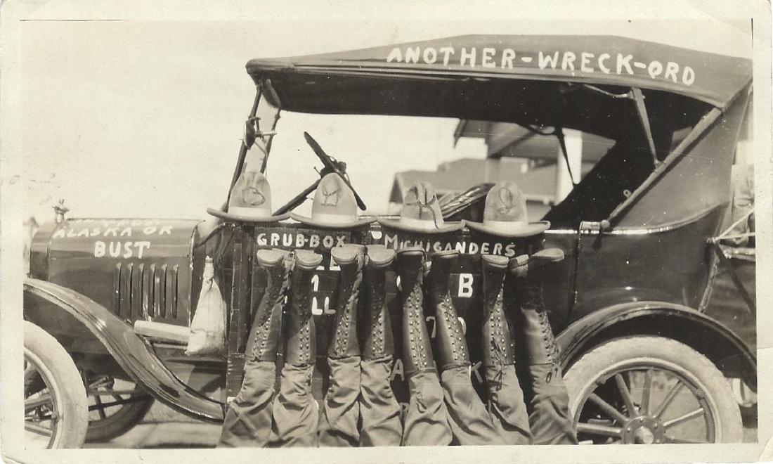 Alaskan Photograph Album Pelton Brothers, 1900's (200+) - 4
