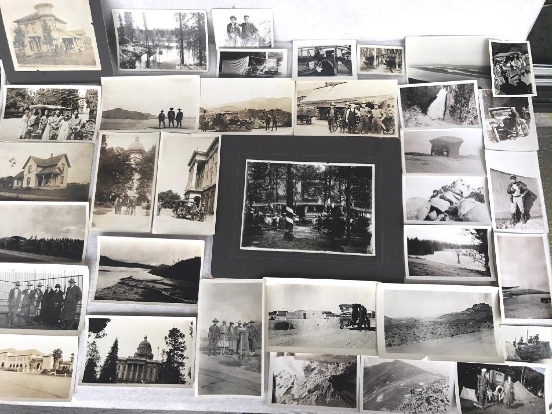 Alaskan Photograph Album Pelton Brothers, 1900's (200+) - 8