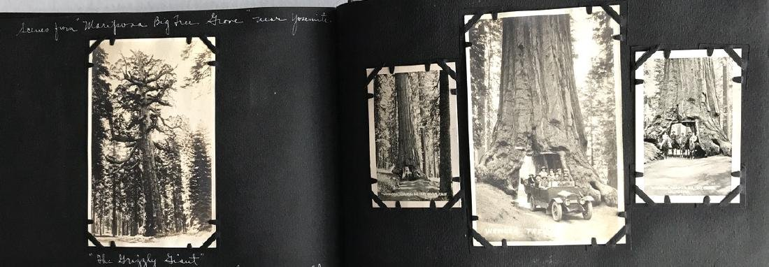 Travel Photograph Album of California ,1900's (200+) - 5