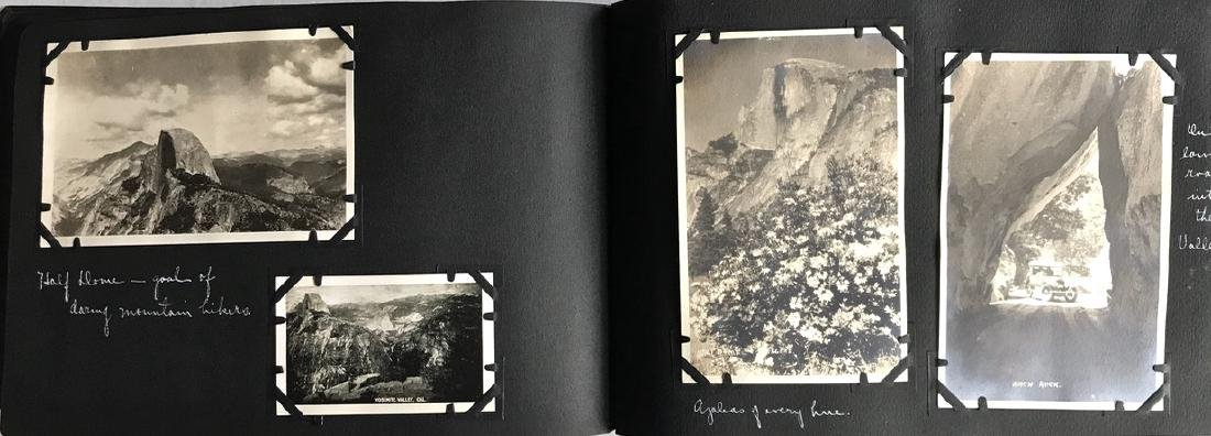Travel Photograph Album of California ,1900's (200+) - 7