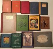 Collection of Early Children's Books (13)