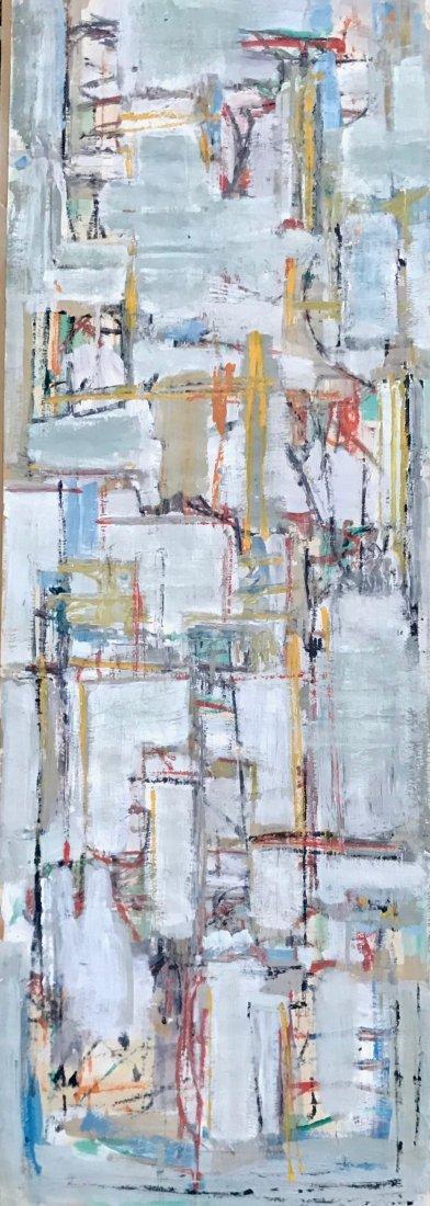 Yehiel Krize (Israeli,1908-1968) Painting