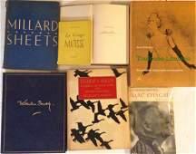 Lautrec, Sheets, Bishop, Etc. & Signed John Sloan Book