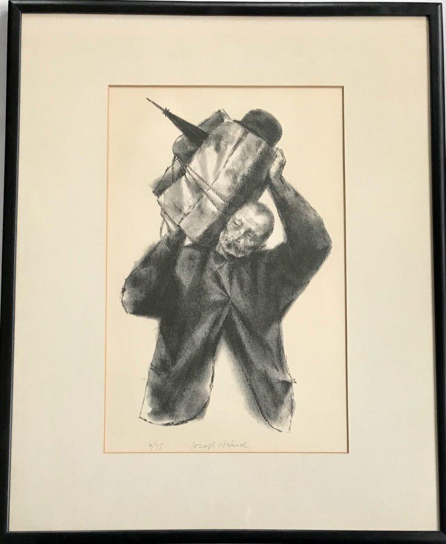 "Joseph Hirsh (American, 1910-1981) ""Working Man"""