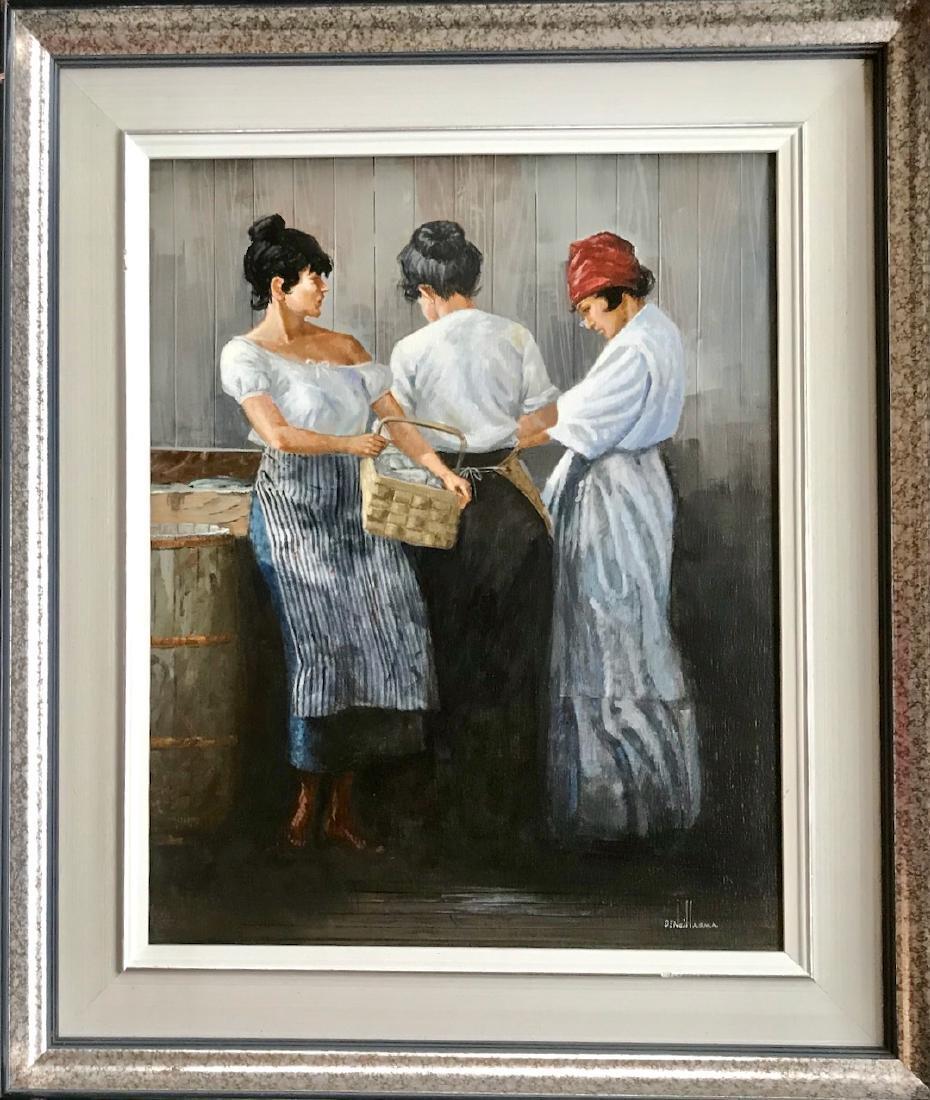 New England Painting Ben Neill  A.S.M.A. (1914-2001)