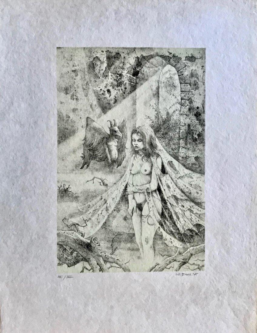 Contes de Hans Christian Andersen, Jean-Pierre Stholl