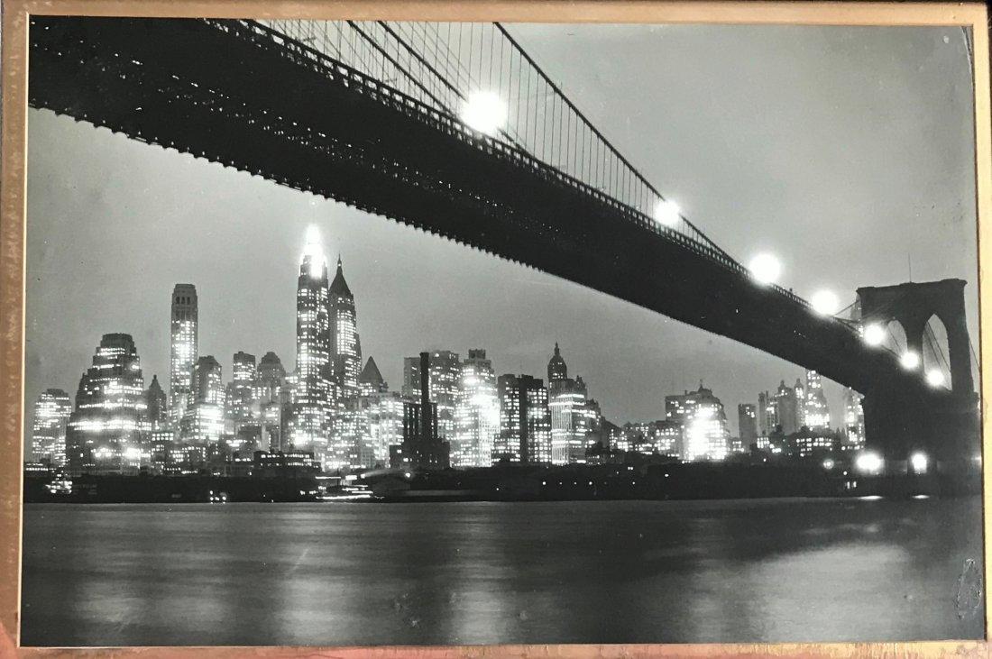 Gelatin Silver Print Manhattan J. Assenheim & Son