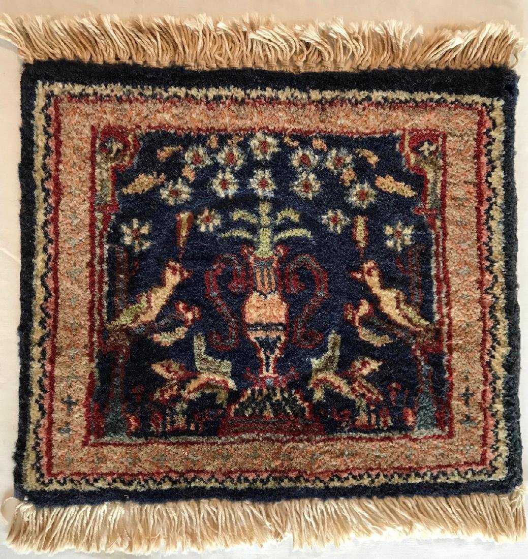 Semi-Antique Persian Rug Mat