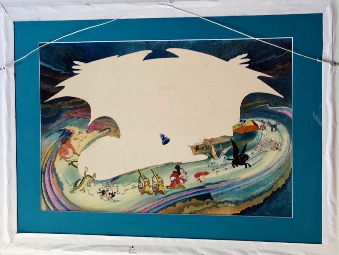 FANTASIA Original Cover Artwork & Poster Brian Bysouth