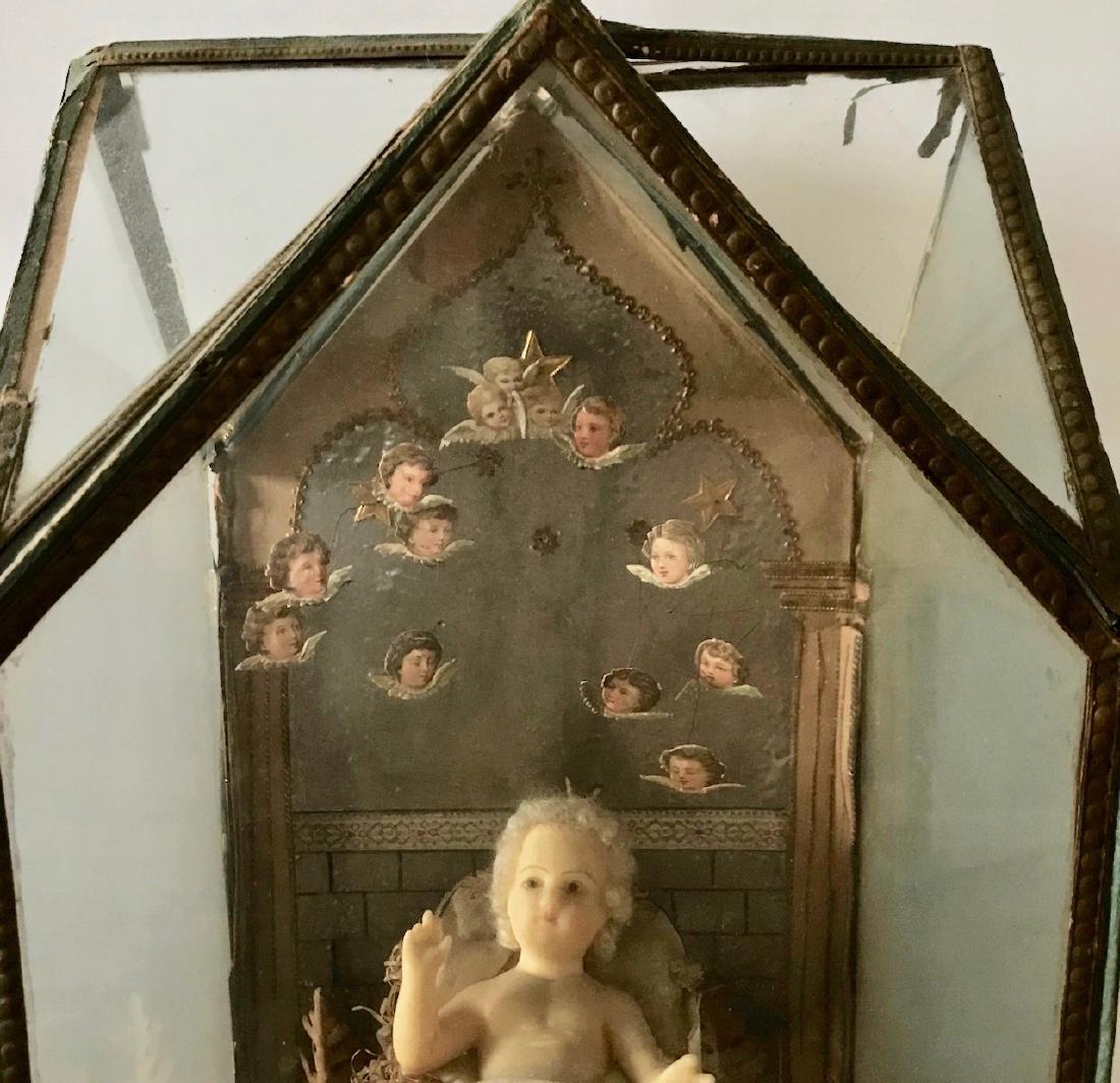 Two Victorian Religious Dioramas - 8