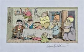 Maurice Sendak  BUMBLEARDY HandSigned And Illustrated
