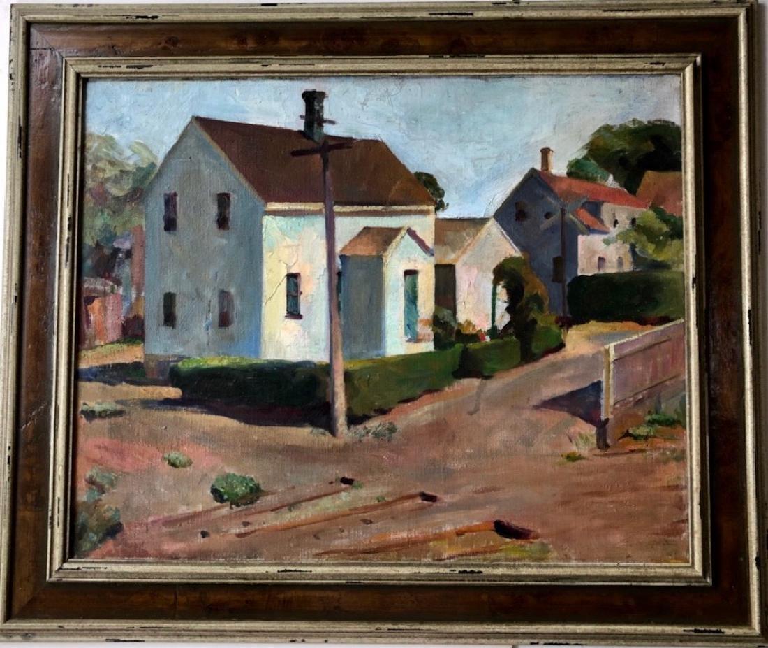 Fauvist Painting Edmund Henri Zeiger de Baugy