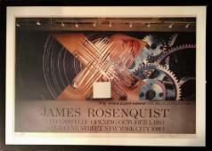 James Rosenquist (American, 1933-2017)