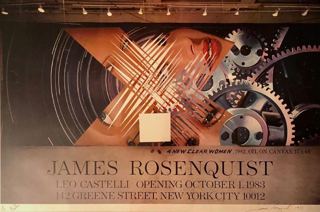 James Rosenquist (American, 1933-2017) - 6