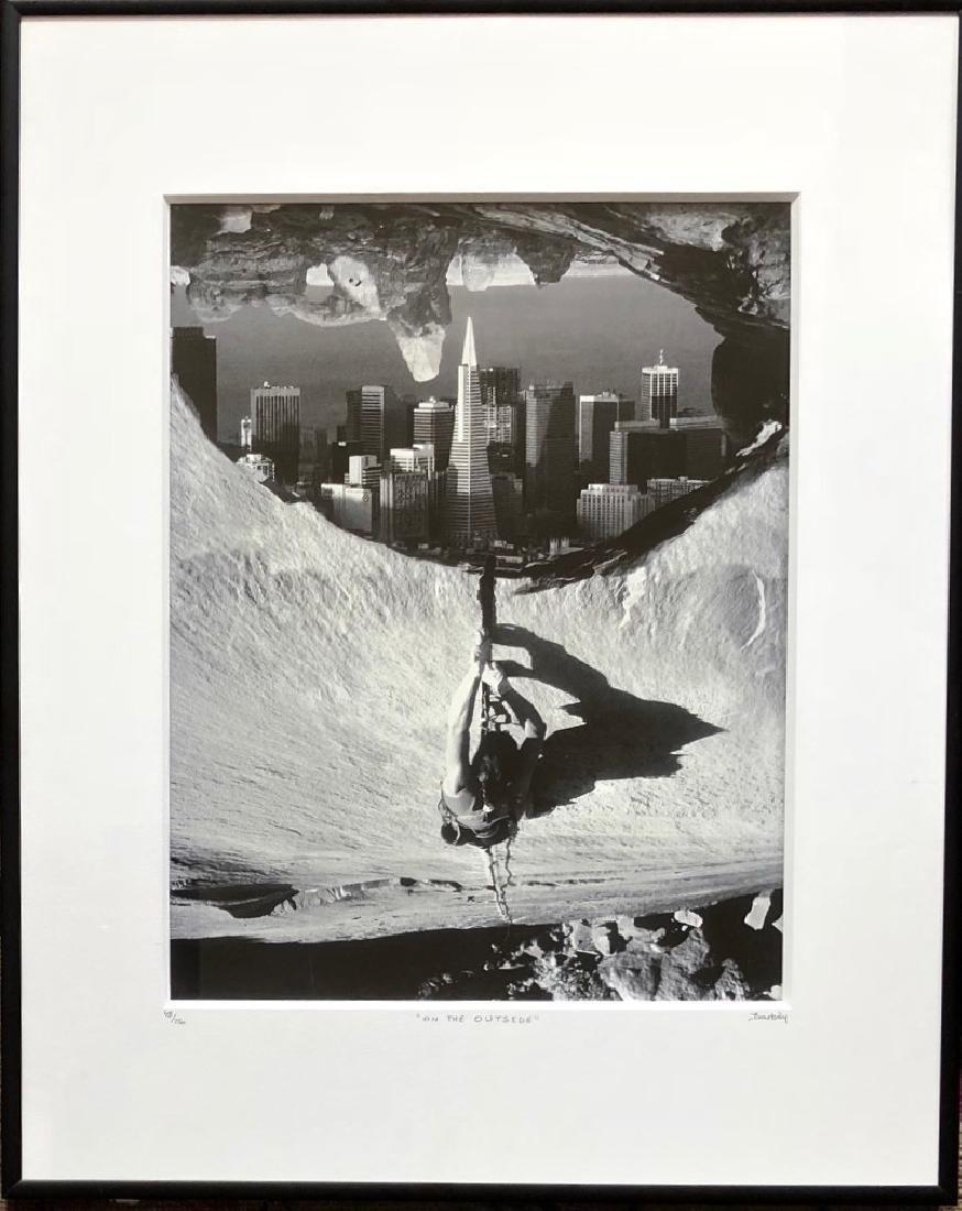 Thomas Barbey (American.1957) Silver Gelatin Print