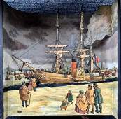 3 Dimensional Panorama Painting Robert C. Williams 1938