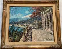 European Coastal Landscape Painting Roelof Dozeman