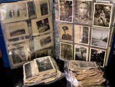 WW 2 German Third Reich Nazi Photograph Album 600