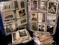 WW 2 German Third Reich Nazi Photograph Album (600+)