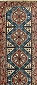 SemiAntique Persian Handwoven Wool Runner Rug