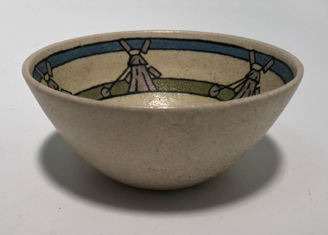 Saturday Evening Girls Arts & Craft Pottery Bowl 1912 - 2