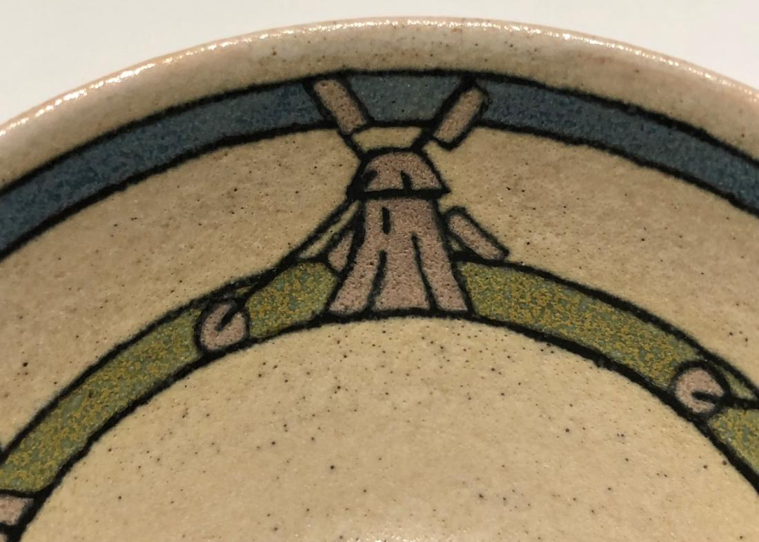Saturday Evening Girls Arts & Craft Pottery Bowl 1912 - 4