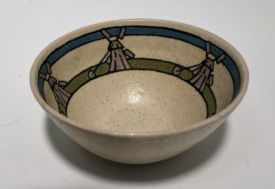 Saturday Evening Girls Arts & Craft Pottery Bowl 1912 - 5
