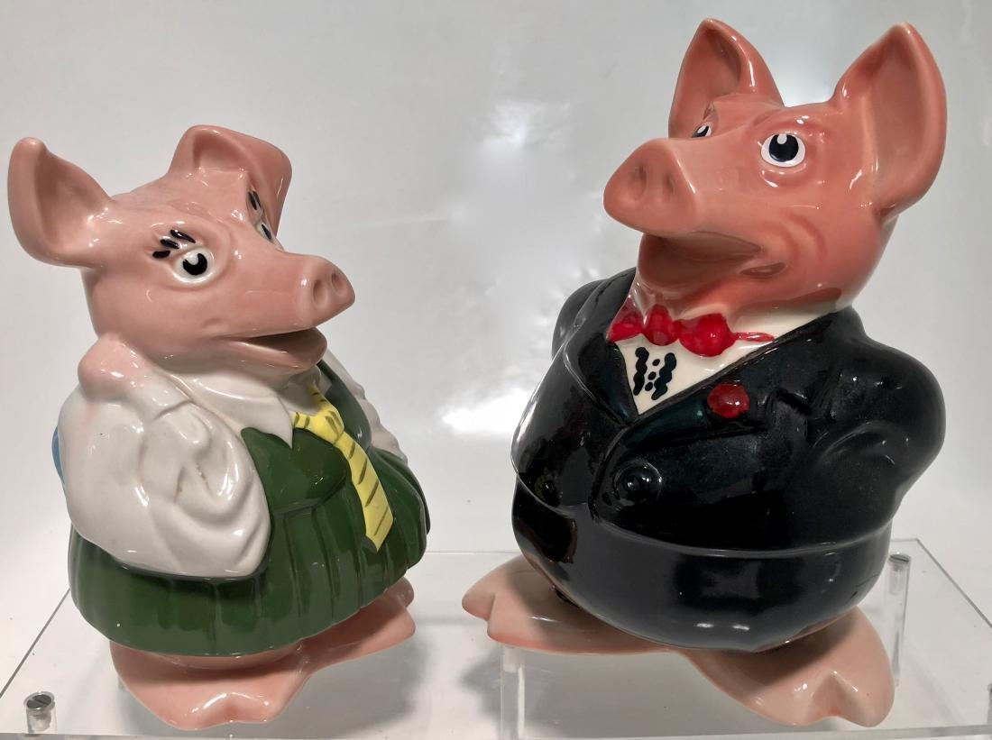 Wade England NatWest Piggy Banks 1980s - 6