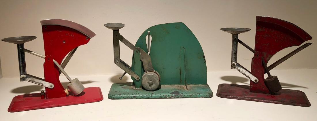 Antique Primitive Farmers' Egg Scales (3) - 2