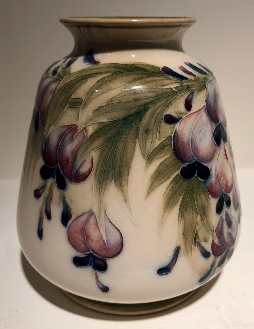 Moorcroft Wisteria Vase, Circa 1913 - 2